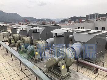 贵州遵义工地施工现场-源和环保