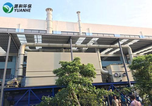 上海工地施工现场-源和环保