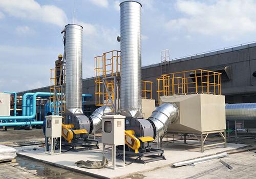 深究源和环保喷漆废气处理方法