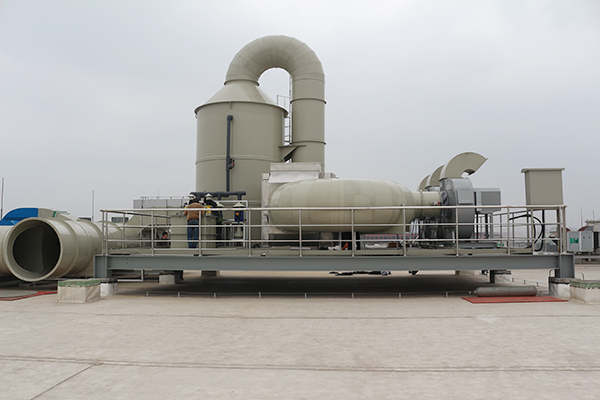 电子厂废气处理方法——低温等离子技术