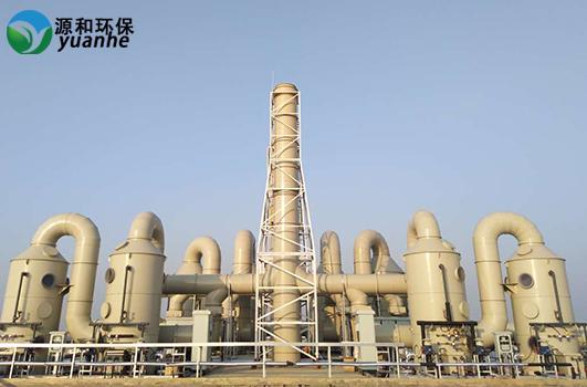 氰化物废气用什么废气处理设备?