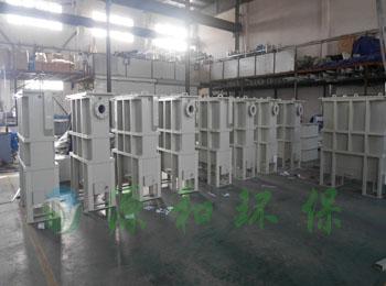 源和环保:PP电凝槽