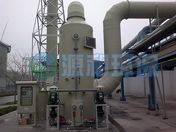 发酵废气治理方案