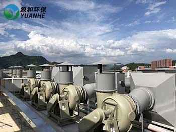 食品厂主要废气成分及废气处理方案