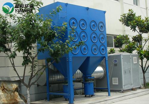 粉尘处理设备-滤筒式除尘机